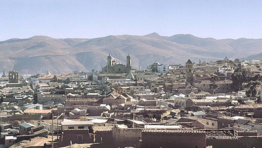Місто Потосі