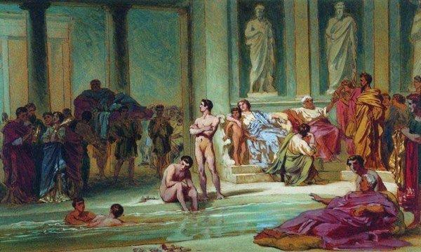 римські бані
