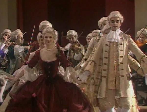 Танцы эпохи барокко