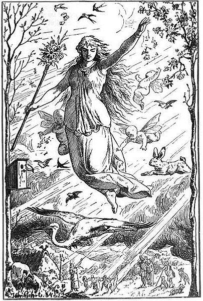 Богиня Остара