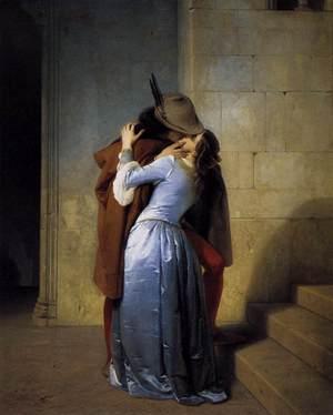 История поцелуя