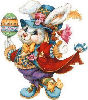 пасхальний заєць