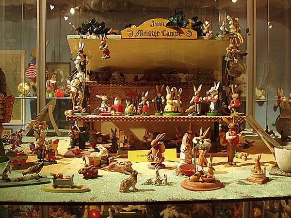Музей пасхальних зайців