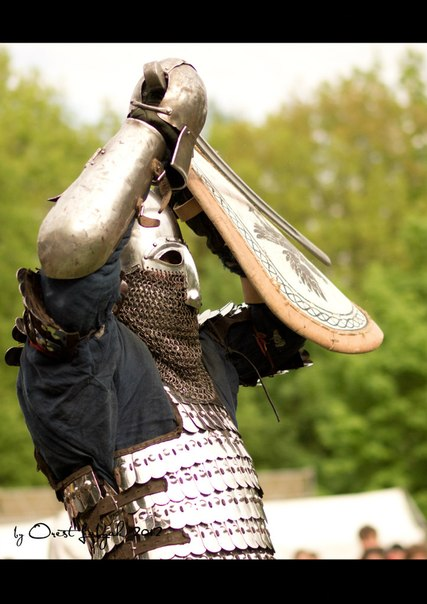 середньовічний лицар