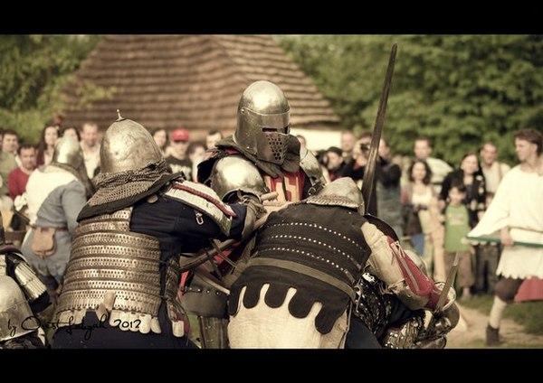 лицарські бої