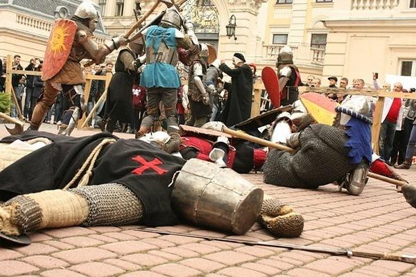 Легенды Львова
