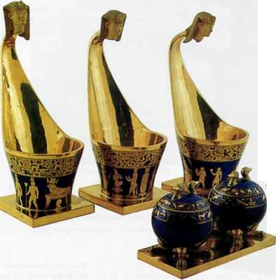 Египетский сервиз