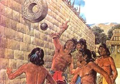 ритуальна гра в м'яч