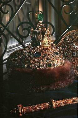 Царский доспех