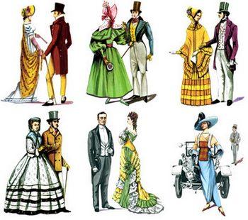 Історія моди
