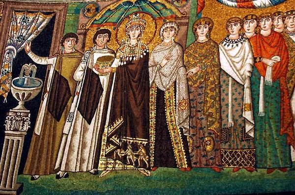 Візантійські одежі