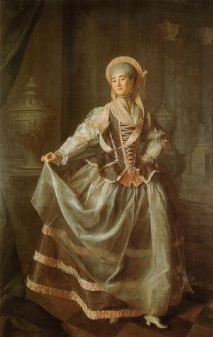 Русский придворный костюм