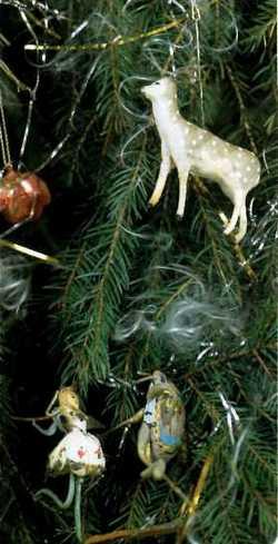 украшения на елку