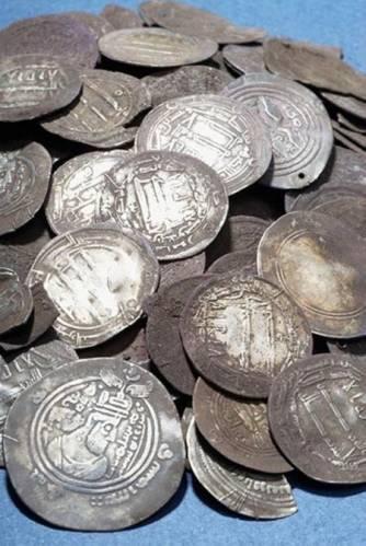 Серебряные дирхемы