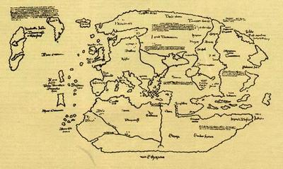 старовинна карта