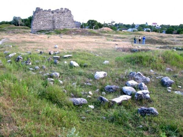 В руинах Неаполя скифского