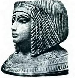 Суперниця Нефертіті