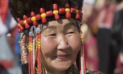 Женщина в средневековой Монголии