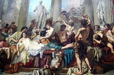 Римская женщина
