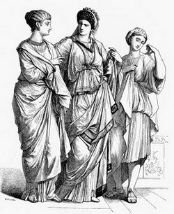 Жінка у давньому Римі