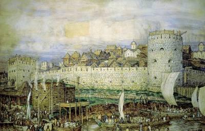 древний Новгород