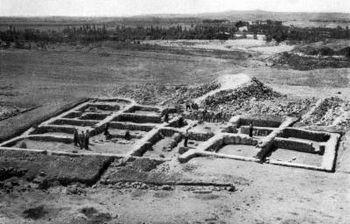 крепость Тейшебаини