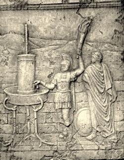 Телеграф в древности