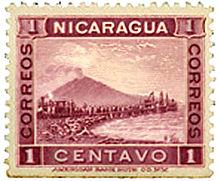 марка Никарагуа