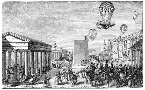 Париж 1870