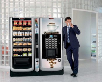 автомат для кофе