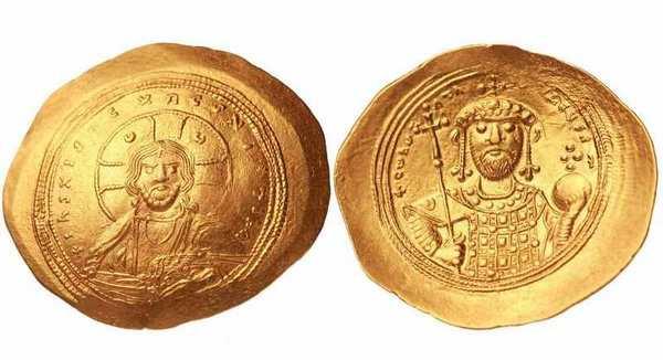 старовині монети