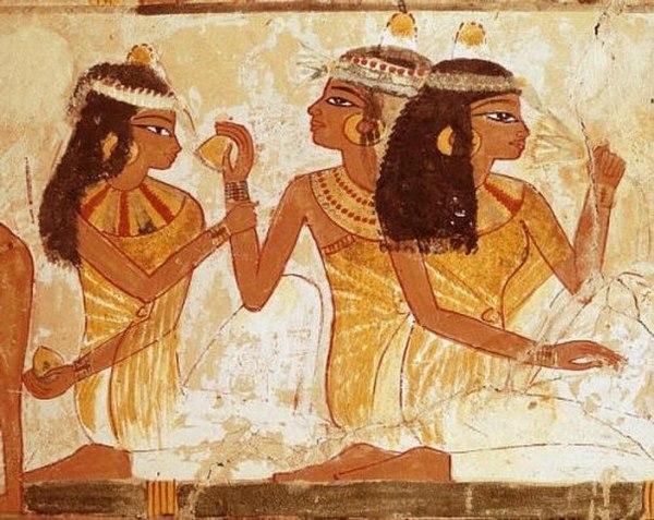 Косметика в Єгипті