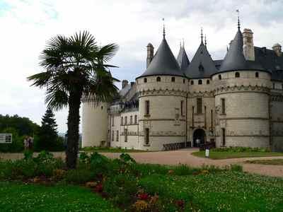Замки Франції