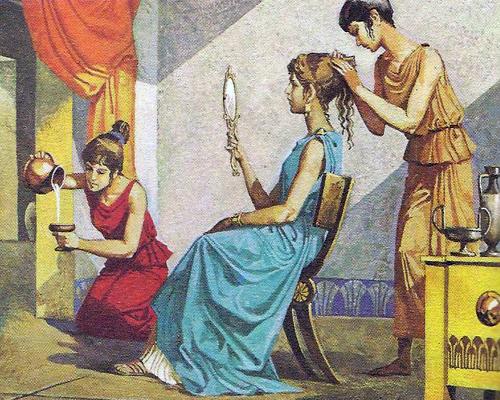 Історія косметики