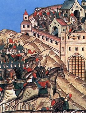 Осада Киева