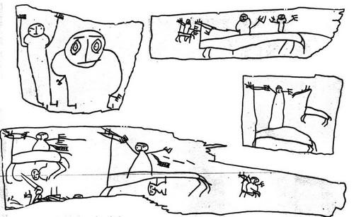 Рисунки Онфима