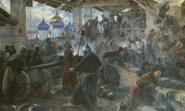 осада Соловков
