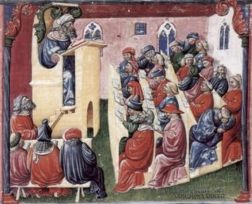 середньовічний університет