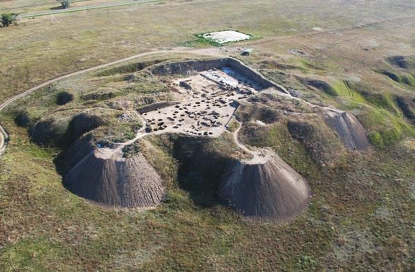археология с воздуха