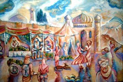 східний базар