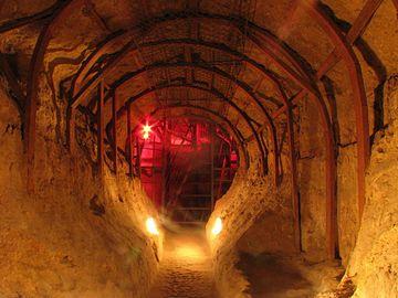 черниговские пещеры