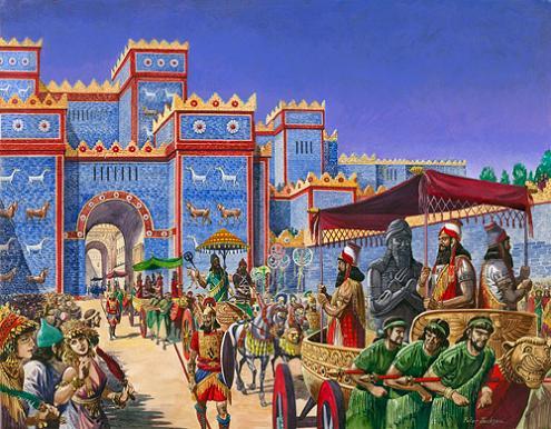 Новий рік у Вавилоні
