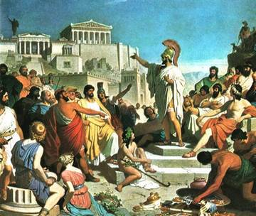 Афінська демократія