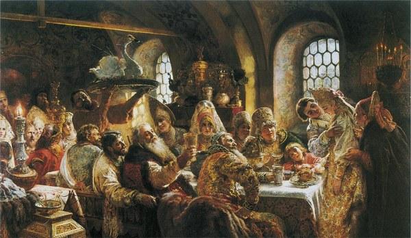 Боярське весілля