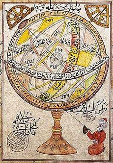 Картография средневекового востока