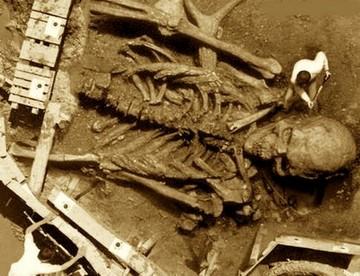 Дивні археологічні знахідки