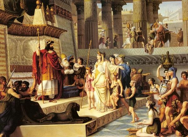 Соломон і Цариця Савська