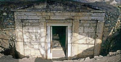 царська гробниця на Криті