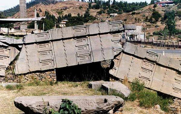 могила Царицы Савской в Аксуме