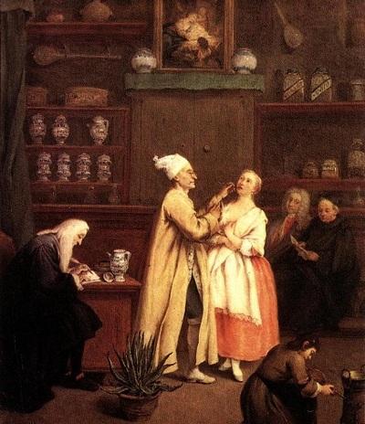 історія ліків